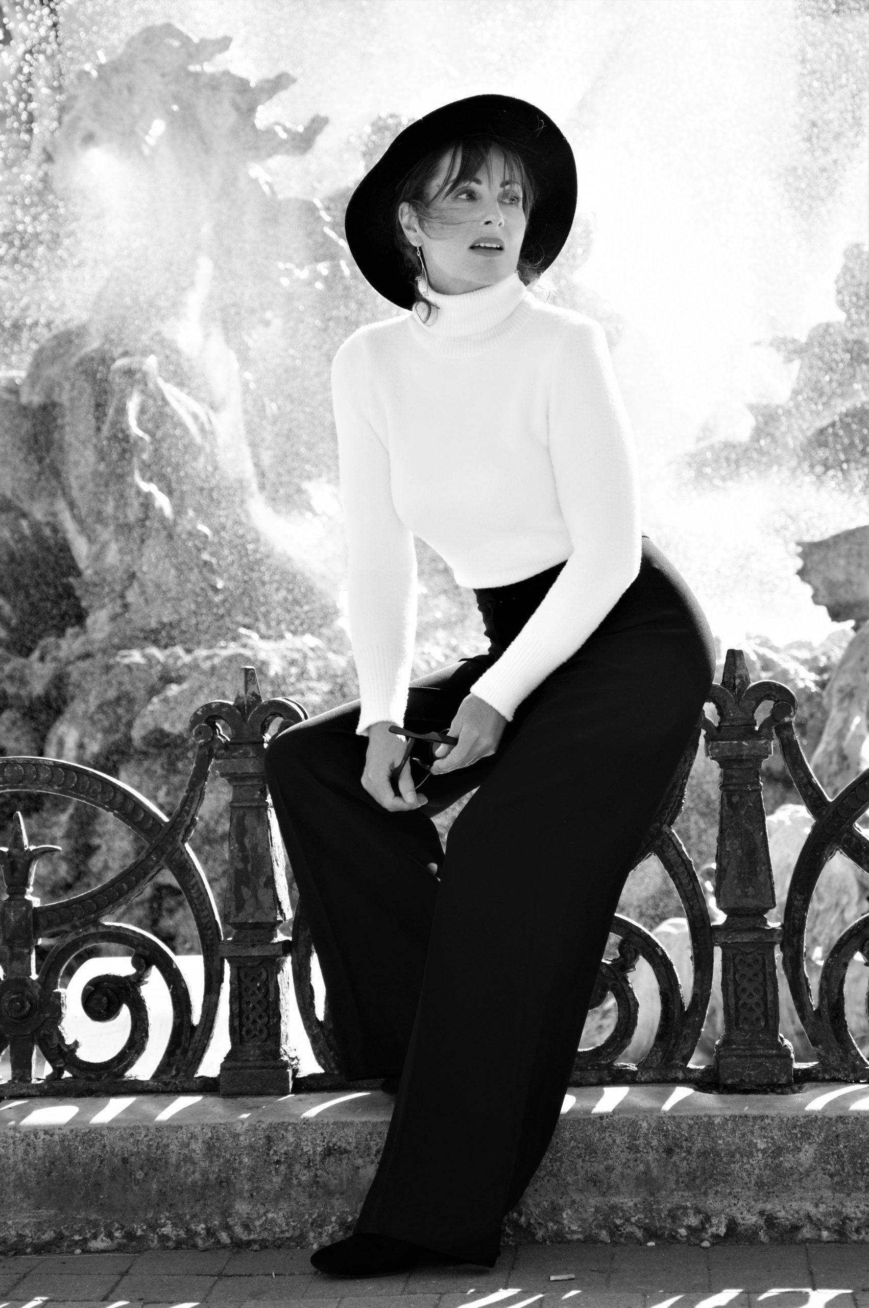Nelly Berthele mode quinqua