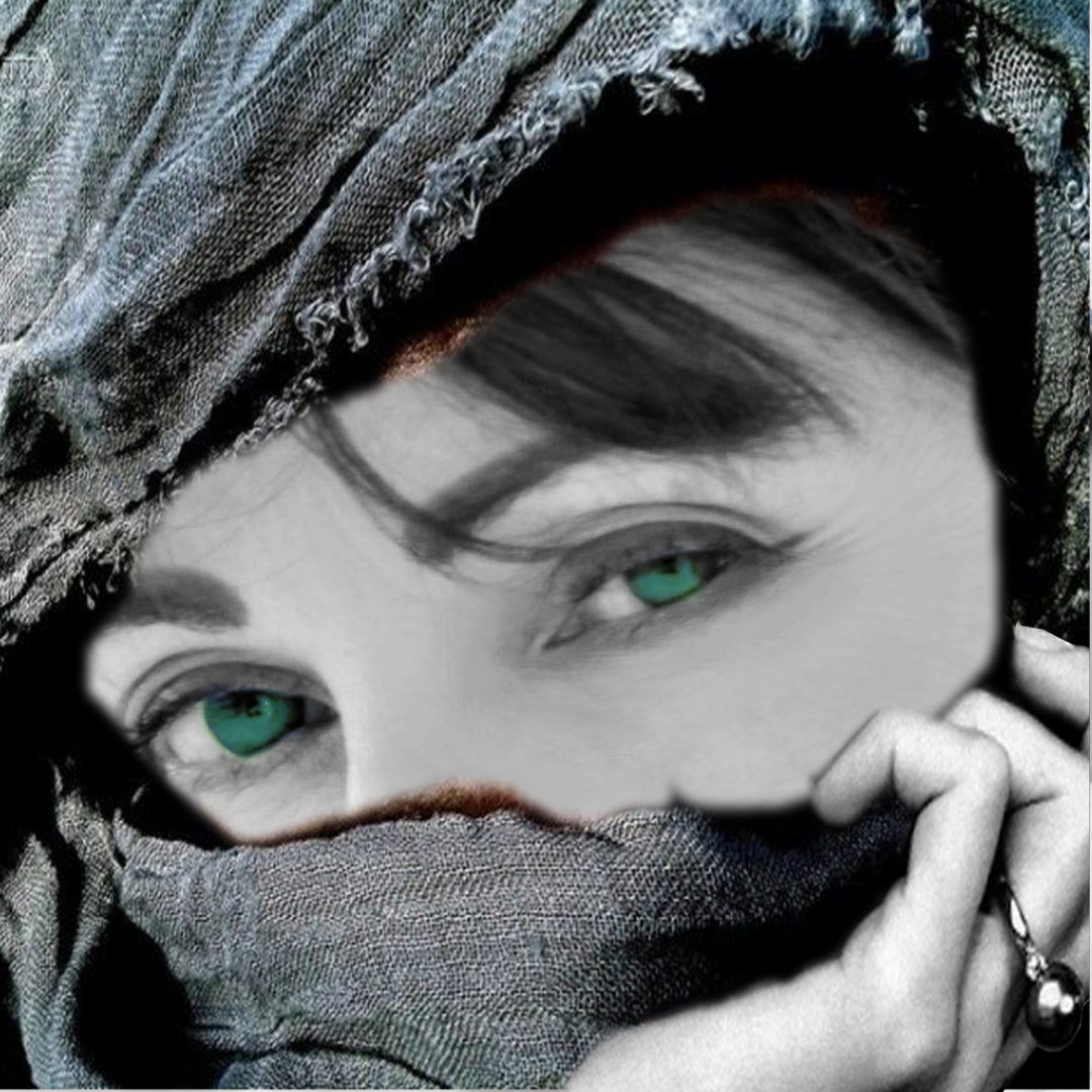 nelly berthele yeux vert