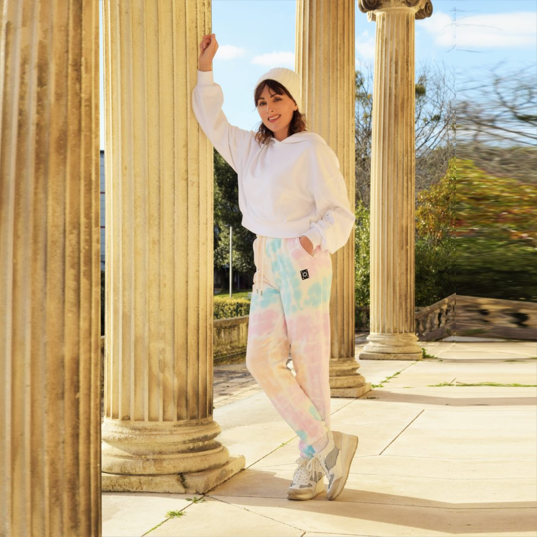 nelly berthele jogging tie and dye