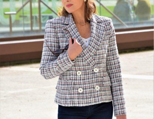 nelly berthele veste en tweed
