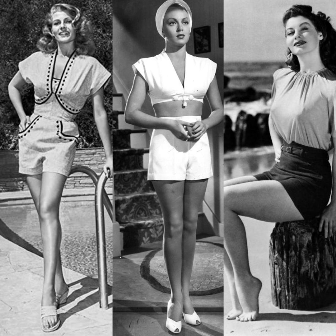 Star année 40 style rétro