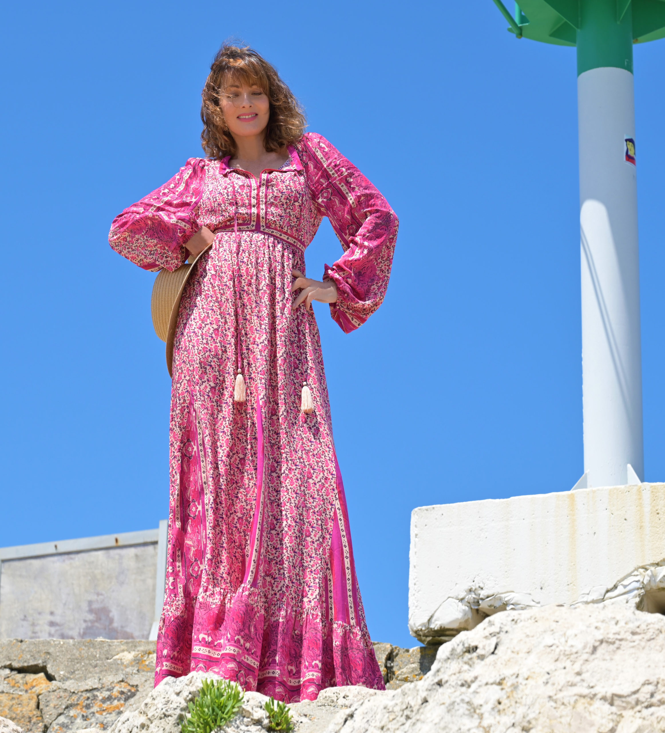 nelly berthele robe gypsy