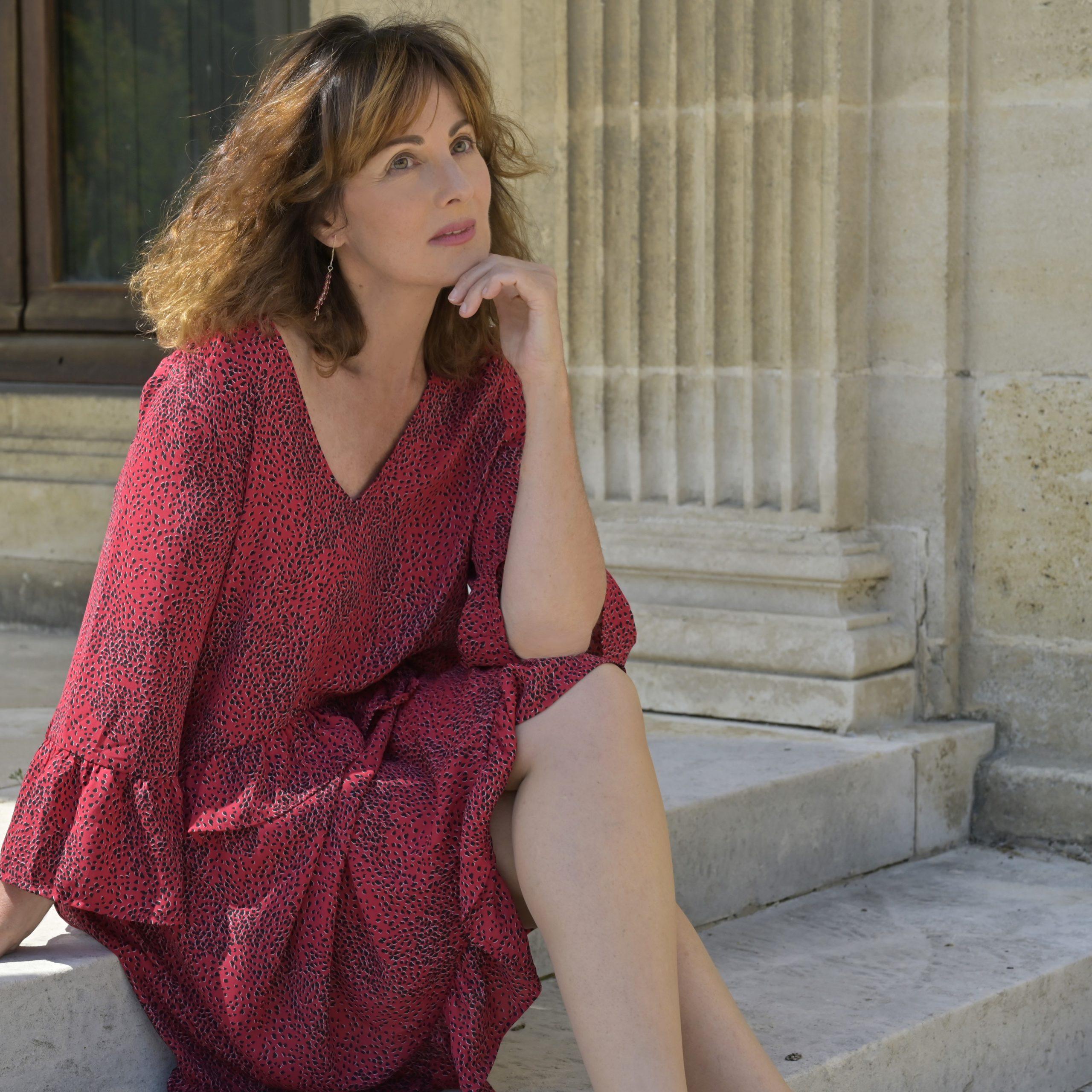 summer dress nelly berthele